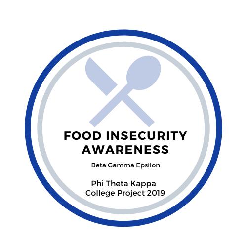 Logo for Food Insecurity Awareness